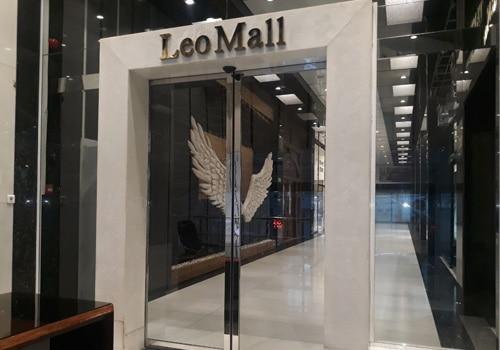 اجرا و نصب درب اتوماتیک شیشه ای لئو مال الهیه تهران